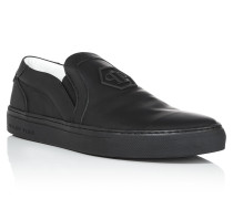 """slip-on """"give a look"""""""