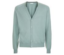 Ultimate Wardrobe Cardigan Aus Seidenstrick Mit Stretch