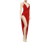 Glimmering Soutache Beachwear Kleid