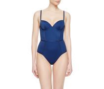 Swim-Essence Badeanzug Mit Gepolsterten Körbchen