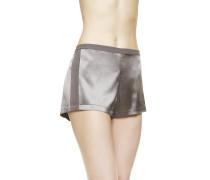 Seidensatin-Shorts