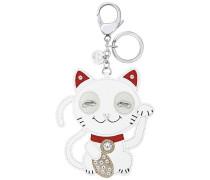 Cat Handtaschen-Charm Edelstahl