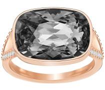 Holding Ring, grau, rosé vergoldung Grau Rosé vergoldet