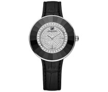 Octea Dressy Black Uhr Grünblau Edelstahl