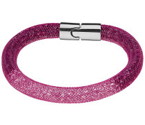 Stardust Gradient Armband Lila Rhodiniert