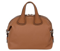 MEDIUM, GEWACHSTE LEDERTASCHE 'NIGHTINGALE'