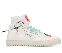 HOHE LEDERSNEAKERS '3.0 OFF COURT'