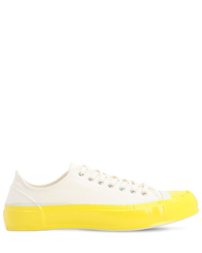 CRAF TAPE COTTON LOW-TOP SNEAKERS