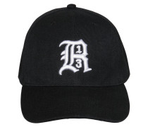 R13 EMBROIDERED COTTON BASEBALL HAT