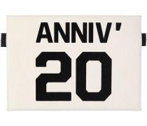 KLEINER BEUTEL AUS TECHNOCANVAS '20 YEARS'
