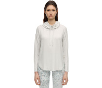 "TUNIKA-SWEATSHIRT AUS TENCEL ""MYSTIC WELL"""