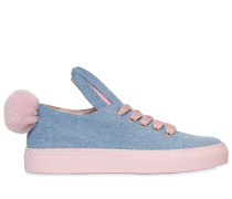 20MM HOHE DENIMSNEAKERS 'BUNNY'