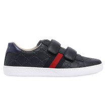 LEDERSNEAKERS 'GG GUCCISSIMA'