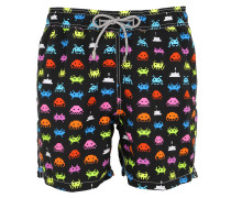 BADESHORTS 'ARCADE SPACE INVADERS'