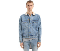 TRUCKERJACKE AUS DENIM 'SELVEDGE'