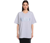 OVERSIZED T-SHIRT 'SUNDAY'