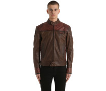 LEDERJACKE 'MODEL X RELOADED'