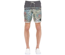 18' BOARDSHORTS 'STOMP CRACKED SCALLOP'