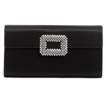CLUTCH AUS SATIN 'DIADEM'
