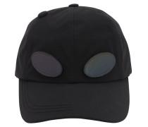 NYLON BASEBALL HAT W/ PATCHES