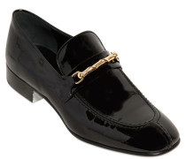 30MM LOAFERS AUS LACKLEDER