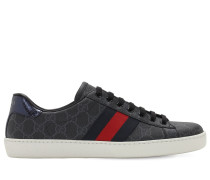 SNEAKERS MIT GG-SUPREME-MUSTER 'NEW ACE'