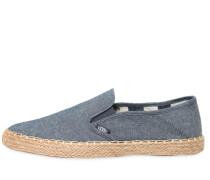 SLIP-ON-ESPADRILLESNEAKERS AUS DENIM 'SURF'