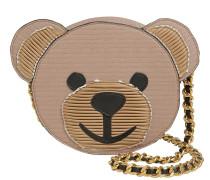 SCHULTERTASCHE 'TEDDY BEAR'