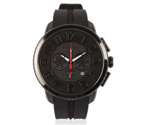 ARMBANDUHR 'GULLIVER 47MM BLACK CHRONO'