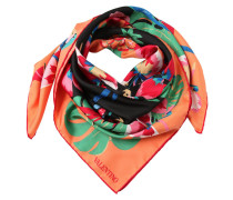 SEIDENFOULARD 'TROPICAL DREAM'