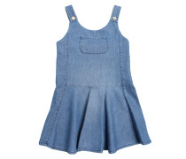 OVERALLKLEID AUS LEICHTEM STRETCH-DENIM