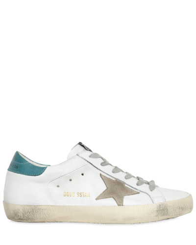 Golden Goose Herren SNEAKERS AUS LEDER 'SUPER STAR'