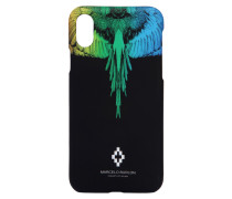 IPHONE X-COVER 'RAINBOW WING'