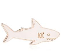 KRAWATTENNADEL AUS STERLINGSILBER 'SHARK'