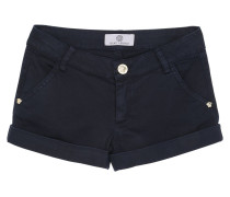 SHORTS AUS LEICHTER STRETCH-GABARDINE