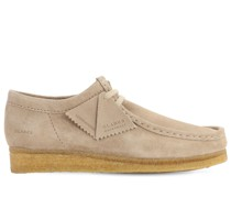 LVR EXCLUSIVE 30MM WALLABEE SUEDE SHOES