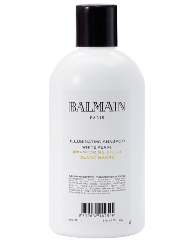 300ML ILLUMINATING SHAMPOO WHITE PEARL