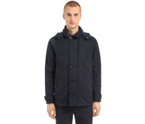 JACKE AUS NYLON 'ICONIC CONSORT OXFORD'