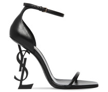 110MM OPIUM NAPPA LEATHER SANDALS