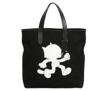 TOTE AUS CANVAS 'FELIX WHISTLING'