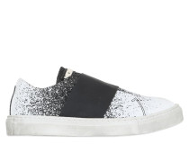 SLIP-ON-SNEAKERS AUS BAUMWOLLCANVAS