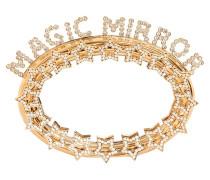 CLUTCH AUS MESSING 'MAGIC MIRROR STARS'