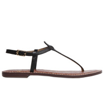 10MM GIGI LEATHER SANDALS
