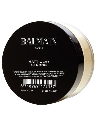 100ML HAARWACHS 'MATT CLAY STRONG'