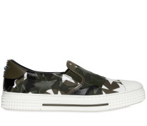 SLIP ON-SNEAKERS AUS CANVAS 'CAMUSTARS'
