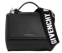 MINI PANDORA BOX LEATHER BAG W/ STRAP