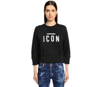 SWEATSHIRT AUS BAUMWOLLE 'DSQUARED2 ICON'