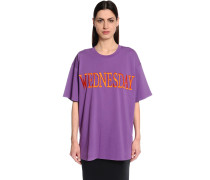 OVERSIZED T-SHIRT AUS JERSEY 'WEDNESDAY'