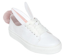 20MM HOHE LEDERSNEAKERS 'BUNNY'