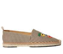 ESPADRILLES AUS CANVAS 'JOHN BOOTH'